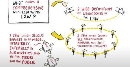 Whistleblower Protection: Developing Comprehensive Whistleblower Protections - An Overview
