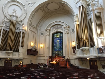 USNA Chapel