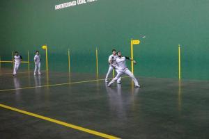 Urmeneta Aranguren semifinal Gipuzkoa primera