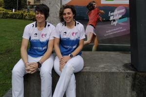 Iera Agirre Maite Ruiz de Larramendi master cup 2021