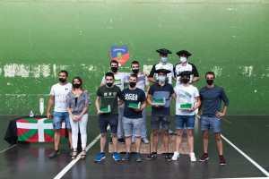 Campeones Santio Txapelketa 2021