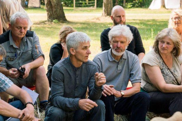 """Advokatas Saulius Dambrauskas. Foto: """"Gyvas miškas""""."""