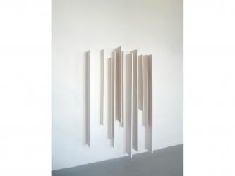 Archiv 17-27 I 2014 I kapa board, plaster I 155 x 90 x 22 cm