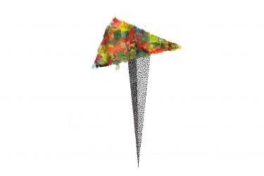FWP5 | 2013 | watercolor, felt tip pen on paper | 42 x 30 cm