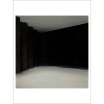 "SARAH STRASSMANN | [o.T./ slot] | 2009 | from the series ""Opposite"" | Lambda Print | 28 x 28 cm/40 x 30 cm, Ed. 10"