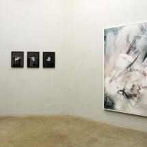 Exhibition view | Kathrin Ganser, Daniela Zeilinger