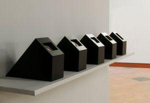 Front: B. Böhm | Nocturne series | 2016 Back: S. Straßmann | Opposite series | 2010-2016