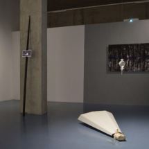 Installation view pilote : milieu