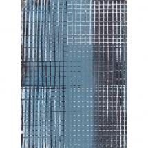 Katja Pudor: Urania Universum #25, 2018, Vinylcut on paper, 23 × 15 cm