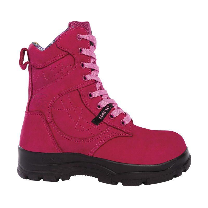 Botte de sécurité pour femme | Woman Safety Footwear