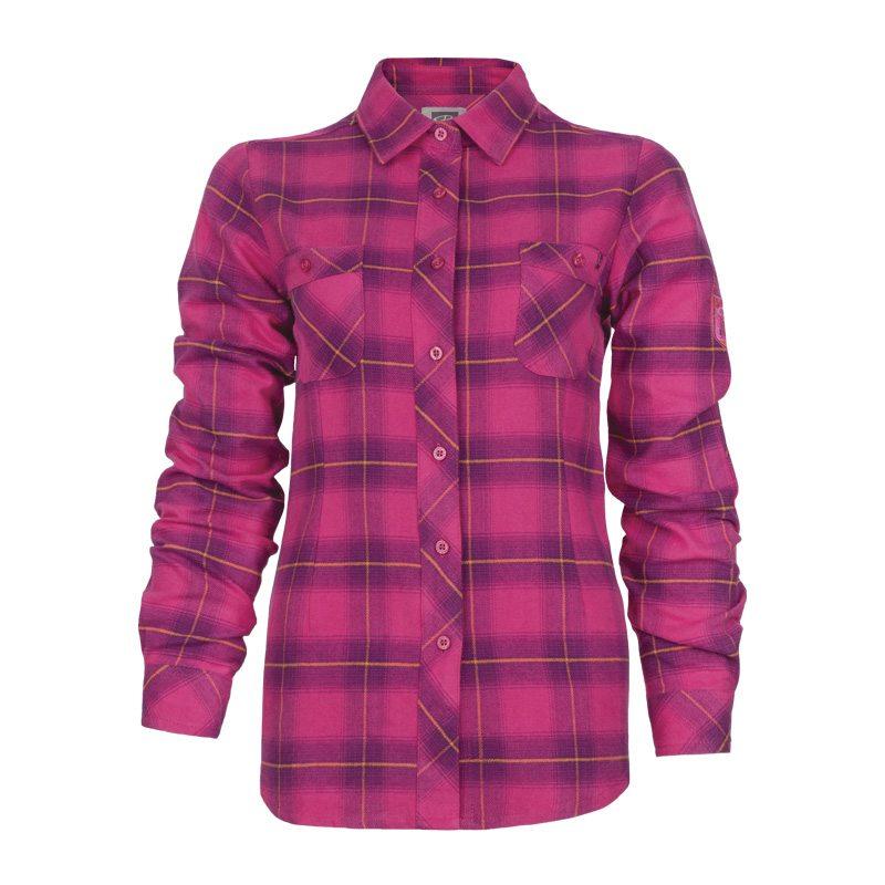 Chemise en flanelle pour femme | Women work shirt