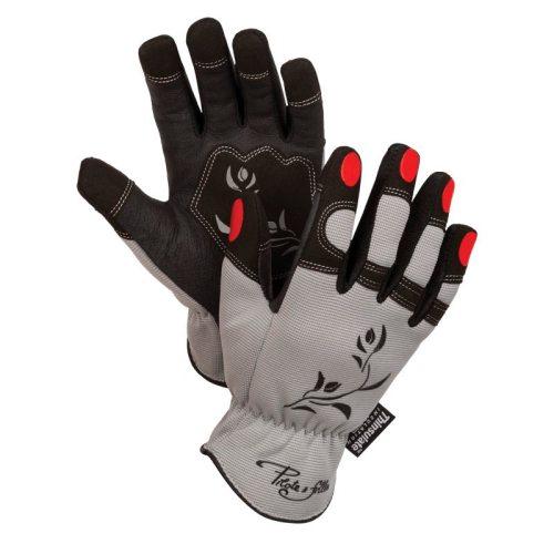 Gants de travail doublés pour femme   Women work gloves