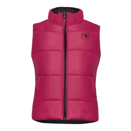 Veste isolée réversible   Reversible insulated vest