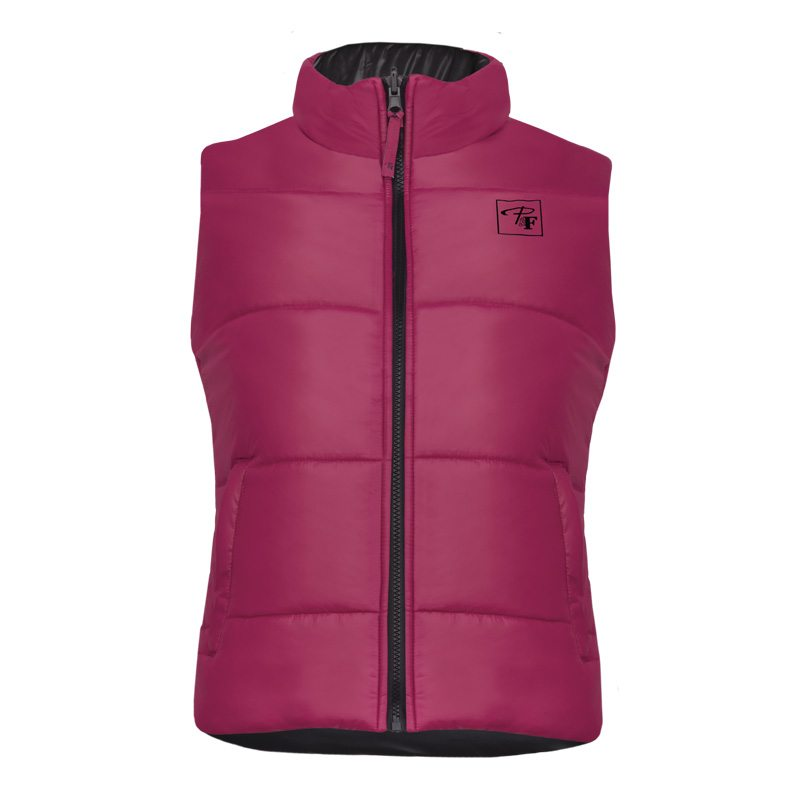 Veste isolée réversible | Reversible insulated vest