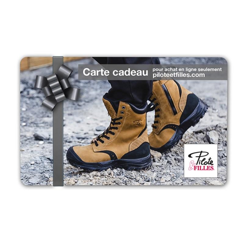 Carte Cadeau Pilote & Filles - V10