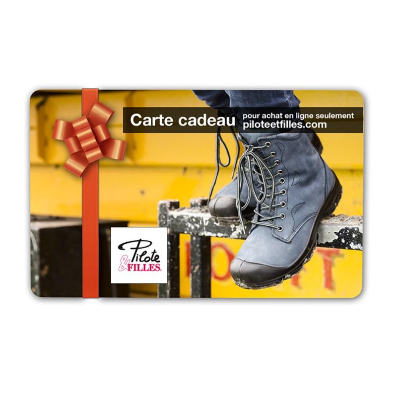 Carte Cadeau Pilote & Filles - V18