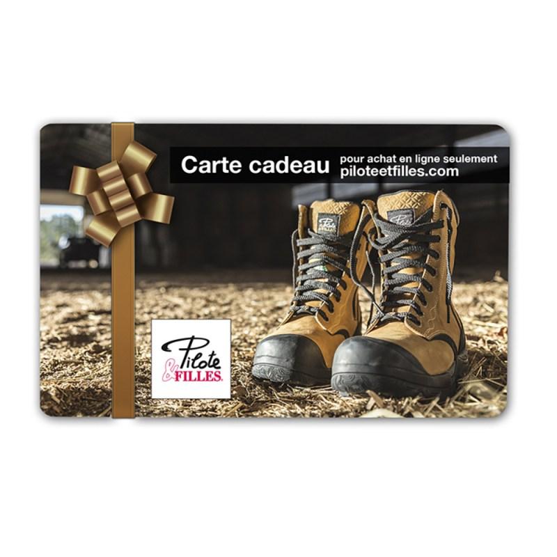 Carte Cadeau Pilote & Filles - V20