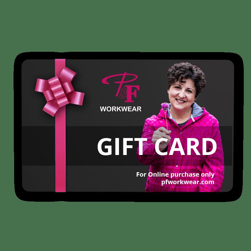 Pilote & Filles Gift Card
