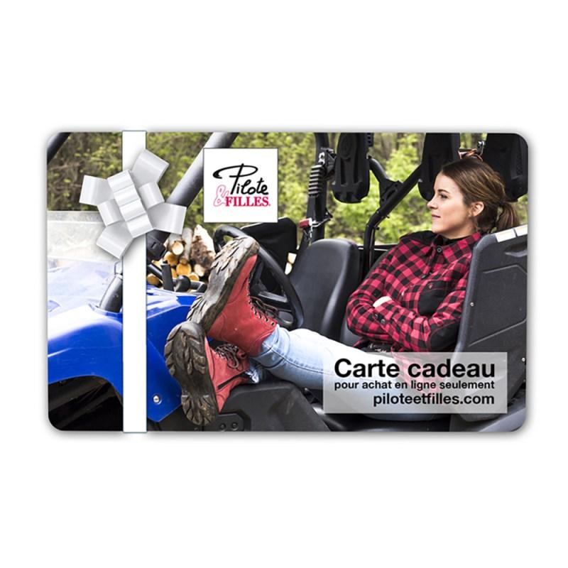 Carte Cadeau Pilote & Filles - V23