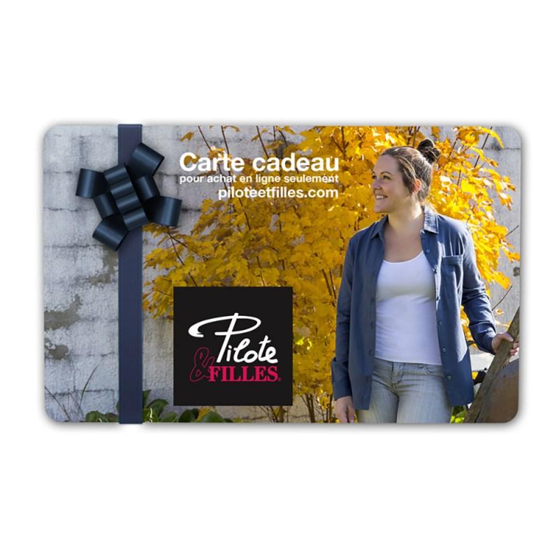 Carte Cadeau Pilote & Filles - V27