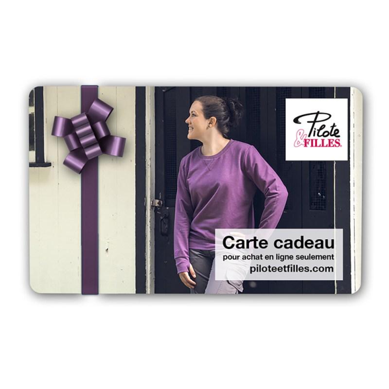 Carte Cadeau Pilote & Filles - V28