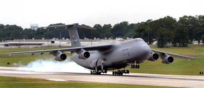 Lockheed C-5 Galaxy
