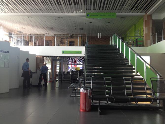 Аэропорт Бегишево фото