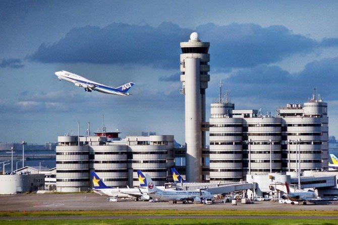 аэропорт Ханеда