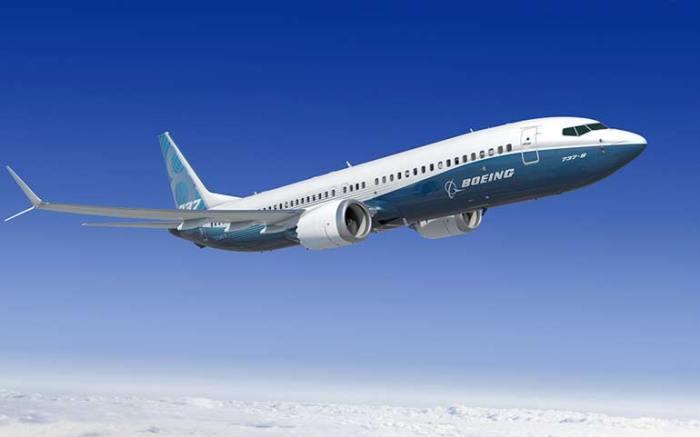Боинг 737 Скорость