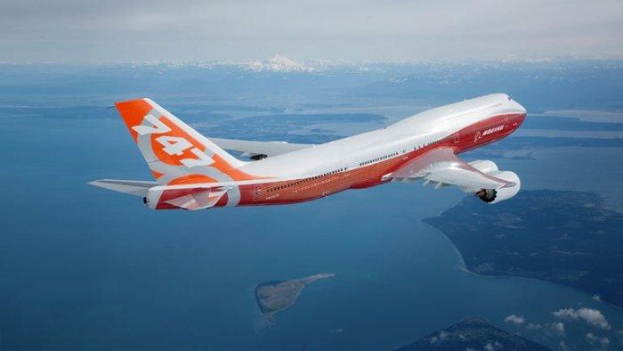 Боинг 747Скорость