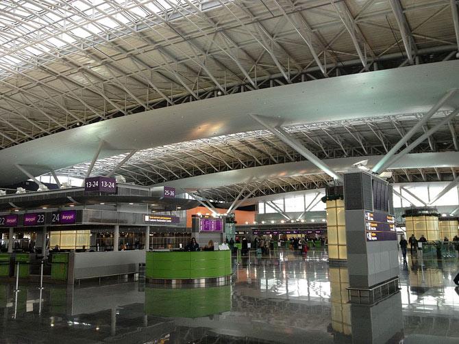 Борисполь терминал D