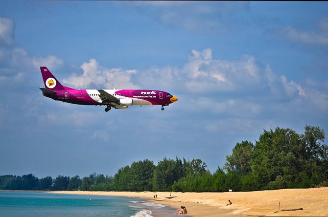 Чартерные рейсы в Таиланд