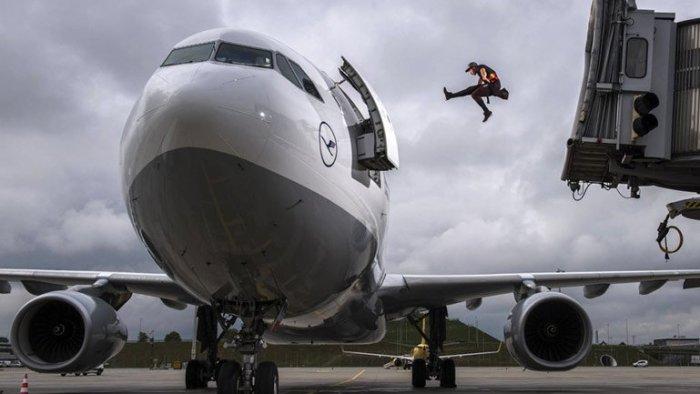 Опоздал на самолет