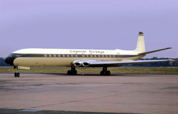 De Havilland DH 106 Comet
