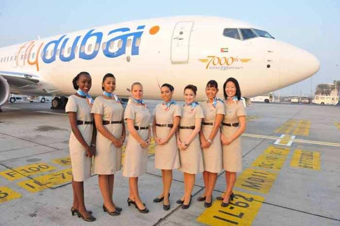 Работа в компании Fly Dubai