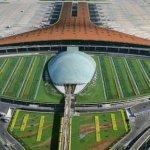 Самые большие аэропорты в мире