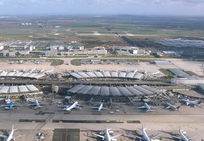 Терминал 2с Шарль-де-голль