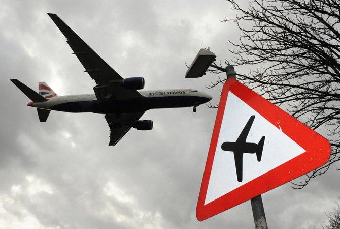 Статистика безопасности полетов