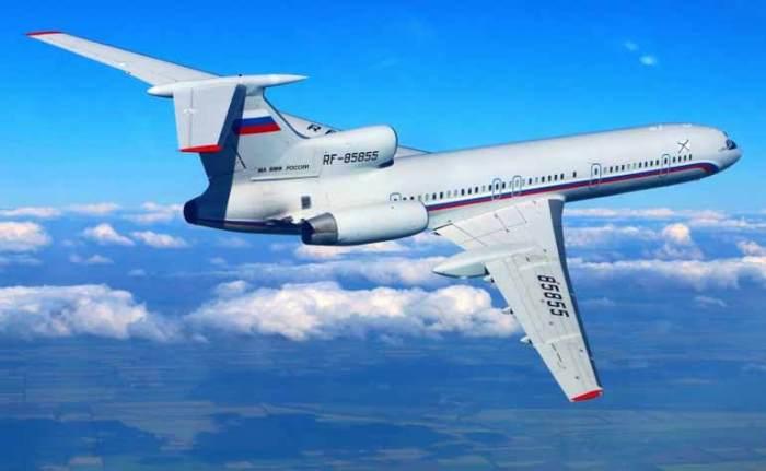 Ту-154 Скорость