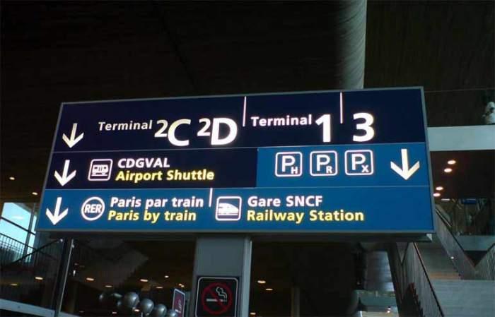 Внутреннее метро, или RER