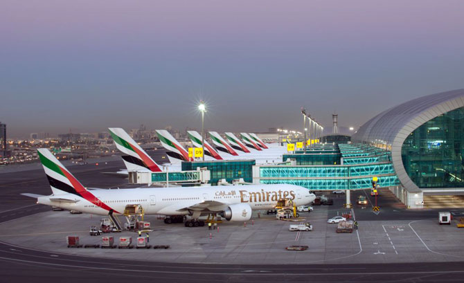 аэропорт Дубай