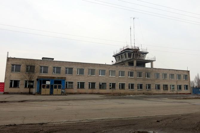 Аэропорт Ржевка