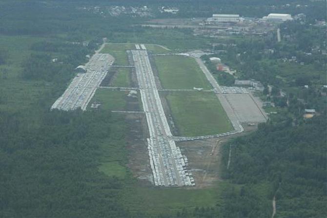 Аэропорт «Ржевка» фото