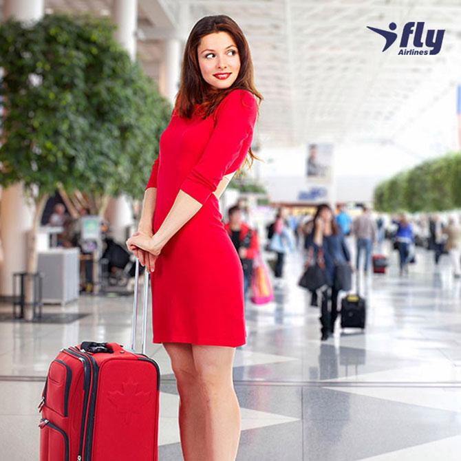 Авиакомпания Ай Флай багаж
