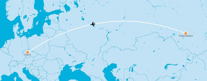 Карта ovb prg