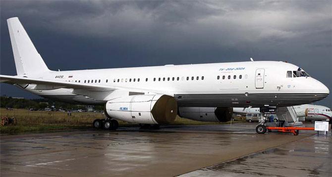 Ту-204 цена самолета