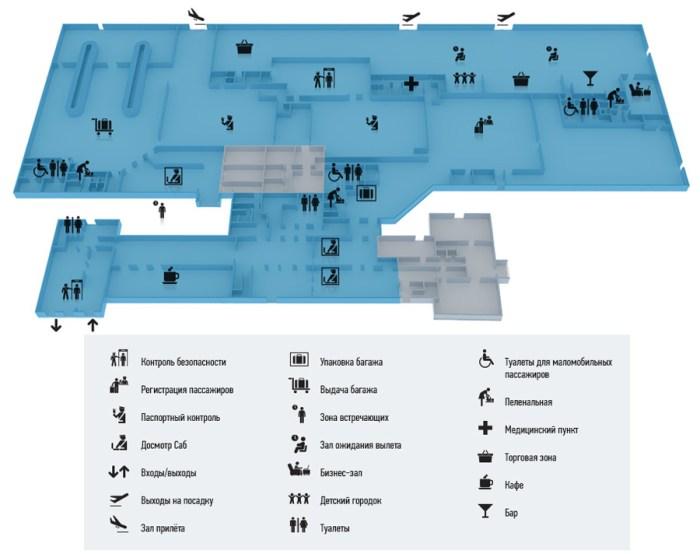 Аэровокзал международных авиалиний