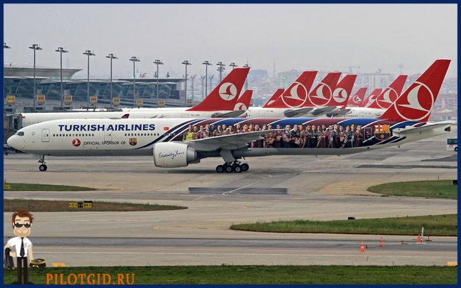 Турецкие авиакомпании