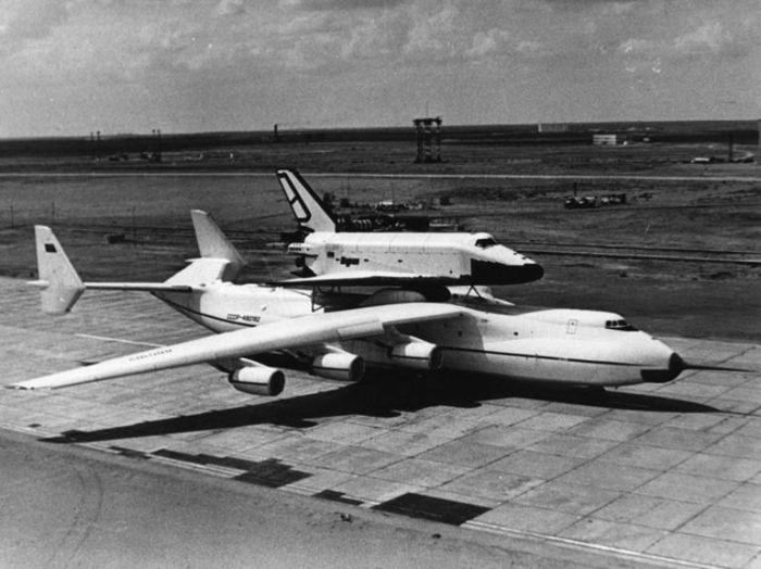 Самолет Мрия фото 5