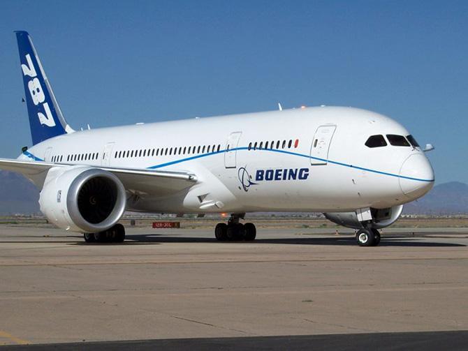 Боинг 787 (Dreamliner) конструкция